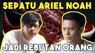 Sepatu Ariel Noah Jadi Rebutan - Armand Maulana