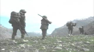 India Pakistan Kargil war 1999 - a very exclusive video
