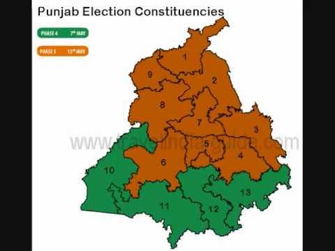 Punjab World Map.Punjab Map Youtube