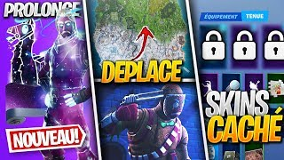 THE NEIGE Is EXTENDEd, NAME of SKINS SECRETS, Extended GALAXY Offer - MORE on Fortnite! (Fortnite News)