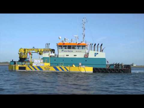 BlueTEC Texel: from drawing to grid connected tidal energy in just 6 months