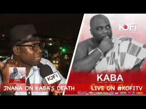 KABA'S DEATH:THE SPIRITUAL SIDE