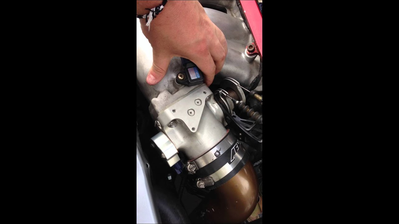 Rsx Idle Hybrid Racing Throttle Body