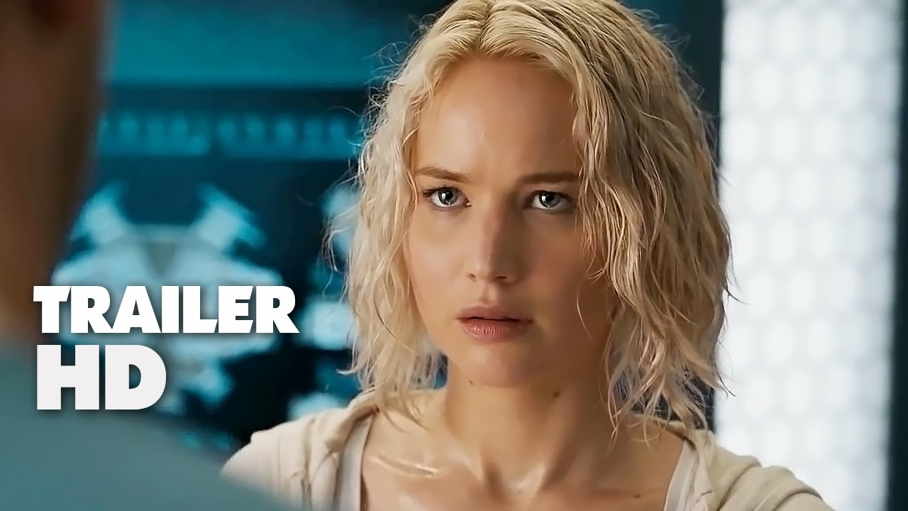 Passengers - Official Film Trailer 2016 - Jennifer ...