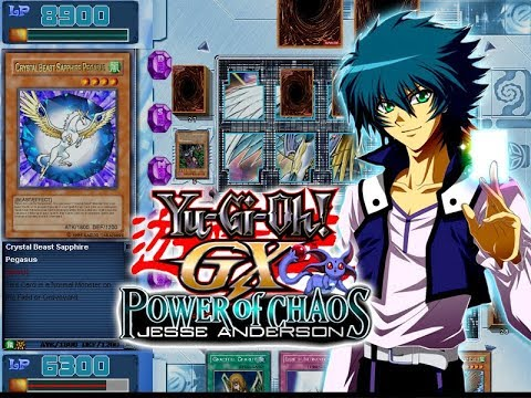 Download yu gi oh gx power of chaos