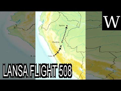 LANSA FLIGHT 508 - WikiVidi Documentary