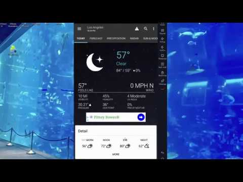 How To Download and Install 1Weather on PC (Windows 10/8/7) - YouTube