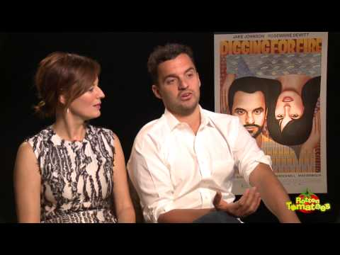 Digging For Fire : Rosemarie DeWitt and Jake Johnson