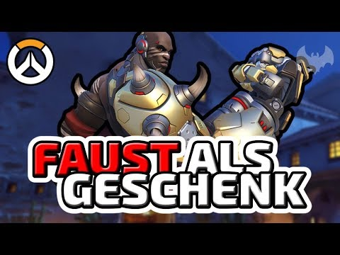 Faust als Geschenk - ♠ Blizzard Overwatch Season 2 #001 ♠ - Deutsch German - Dhalucard