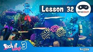 Tech 3 Reading Lesson 32