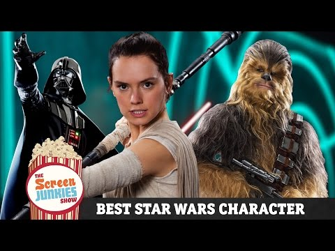 Best Star Wars Character Ever??