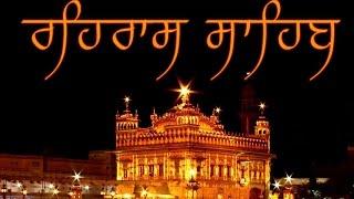Download Video Rehras Sahib Full Path   Bhai Sukhjeet Singh   Nitnem   Gurbani Kirtan MP3 3GP MP4