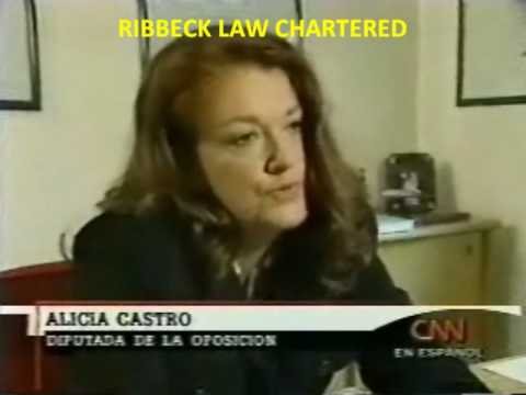 Ribbeck Law on CNN en Español