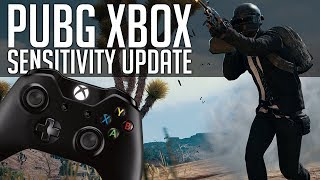 PUBG Xbox One Update on my Controller Settings (Playerunknown's Battlegrounds)