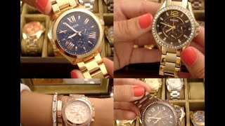 Watch Collection | Michael Kors, Marc Jacobs, Fossil