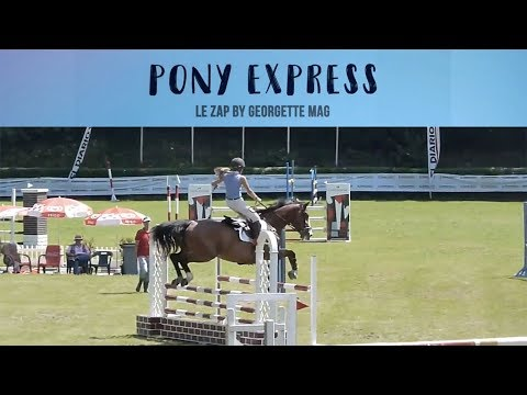 Pony Express : Le Zap by Georgette Mag ! #1