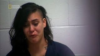 Aresztowana kobieta zaczęła panikować w izolacji! [Za kratkami]