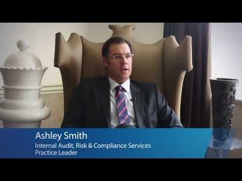 KPMG Risk Consulting - Ashley Smith, Director at KPMG