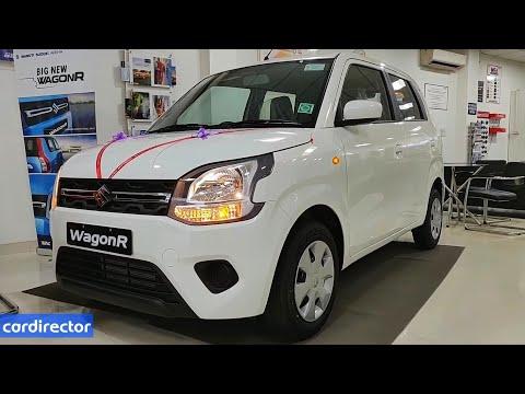 maruti-suzuki-wagonr-vxi-2019-|-wagonr-2019-vxi-1.2-|-interior-and-exterior-|-real-life-review