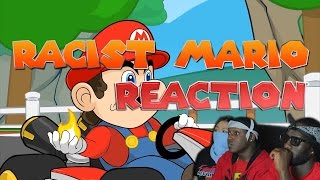 Racist Mario Reaction
