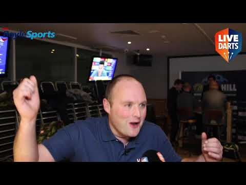 """I watch it religiously at Christmas!"" – Soccer AM's Tubes on why he loves the darts"