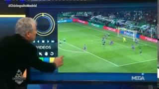 D'Alessandro analiza las claves del Madrid
