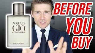 Before You Buy Acqua Di Gio By Giorgio Armani | Jeremy Fragrance
