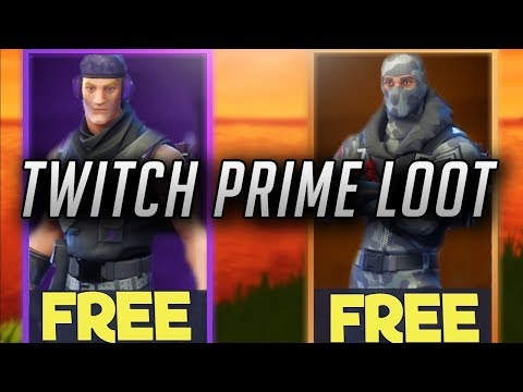 How To Unlock Twitch Prime Loot For Free! - Fortnite