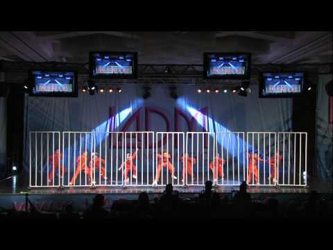 Prison Break - Hip Hop Competition Dance