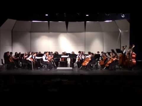 Fall 2016 Orchestra, Gilbert Classical Academy High School