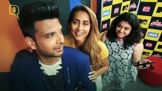 Getting Real With Anusha Dandekar and Karan Kundrra | The Quint