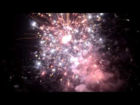 100 Shots Firecracker - Diwali 2011