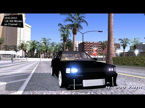 VW Gol G1 Tuning & Turbo Grand Theft Auto San Andreas GTA SA MOD