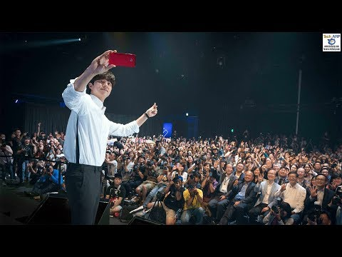 Korean Superstar Gong Yoo @ The ASUS ZenFone 4 Launch!