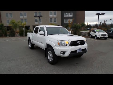 2017 Toyota Tacoma San Jose Morgan Hill Gilroy Sunnyvale Fremont Ca 393362