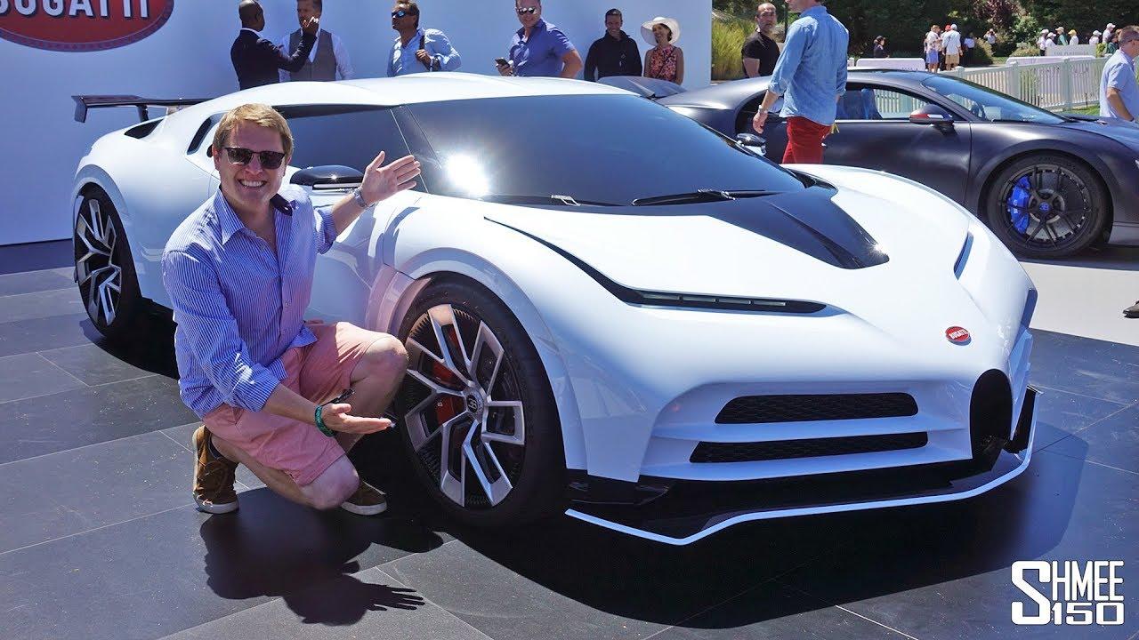 Meet the $9,000,000 Bugatti Centodiec...