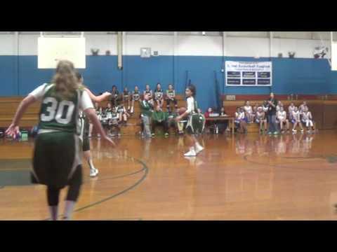 Illing Middle School Girls Basketball vs. Vernon 1/5/2017