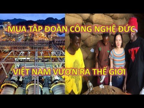 Đại gia Việt mua đứt công ty Đức, thắng đối thủ Trung Quốc ở Châu Phi.