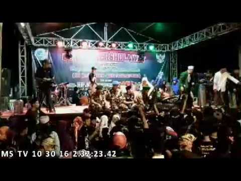 Padhang Bulan #Versi_BARU MafiaSholawat @ Dolopo Madiun