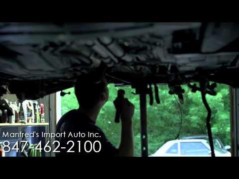 Cary IL BMW Service Mercedes Repair Maintenance Mechanic