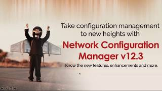 Taking network configuration management to new heights