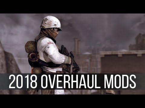 The 2 Massive Overhaul Mods Coming to New Vegas in 2018*