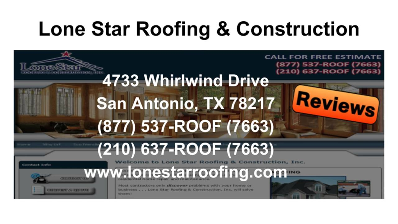 Lone Star Roofing   REVIEWS   San Antonio, TX Roofing Companies Reviews