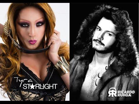 DJ Ricardo Ruhga &  DJane Tyra Starlight @ Mucho-Macho