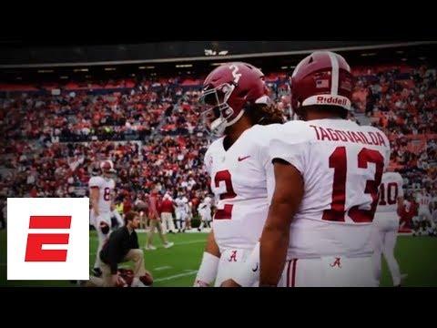 Jalen Hurts or Tua Tagovailoa: Who will be Alabama football's starting QB? | ESPN