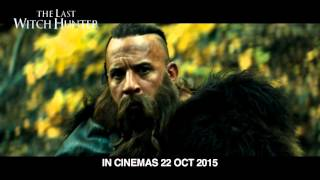 The Last Witch Hunter Official Trailer (In Cinemas 22 Oct)