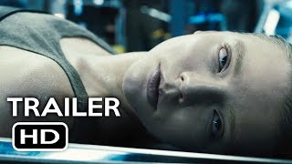 Morgan Official Trailer #1 (2016) Kate Mara, Rose Leslie Sci-Fi Thriller Movie HD