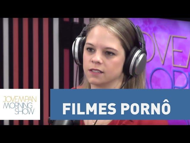 """Paula Napolitano desmistifica filmes pornôs: """"vida real é diferente"""""""