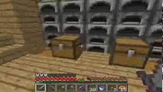 Мой мир в Minecraft!Привет мир!