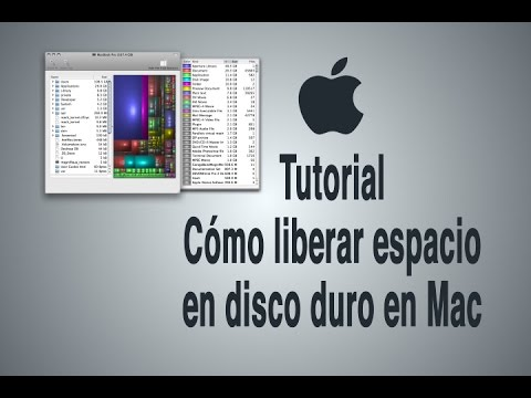 como liberar espacio en disco duro de mac